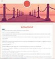 Sunny Orange | SiteGround Joomla 2.5 Templates
