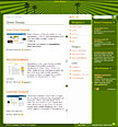 Green Dream | SiteGround Textpattern 1.0 Templates