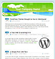 Freshart Green | SiteGround WordPress 1.0 Templates