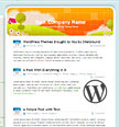 Freshart Orange | SiteGround WordPress 1.0 Templates