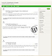 Clean Green | SiteGround WordPress 1.0 Templates